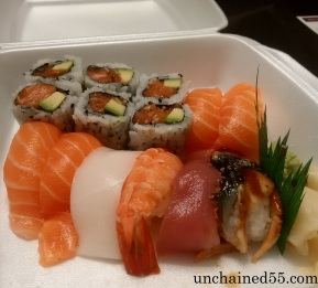 Dining Out: Markham Sushi