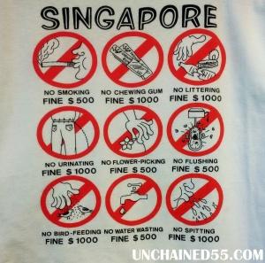 Singapore - A Fine City