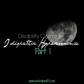 Disability Claims for Idiopathic Hypersomnia – PartI