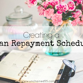 Creating a Loan Repayment Schedule