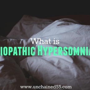 What is Idiopathic Hypersomnia? (And my experience with disabilityclaims)